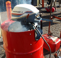 Evinrude 4 for sale for Oil to gas ratio for johnson outboard motors